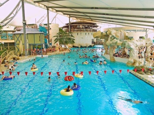 Les antilles de jonzac piscines centres aquatiques for Construction piscine jonzac