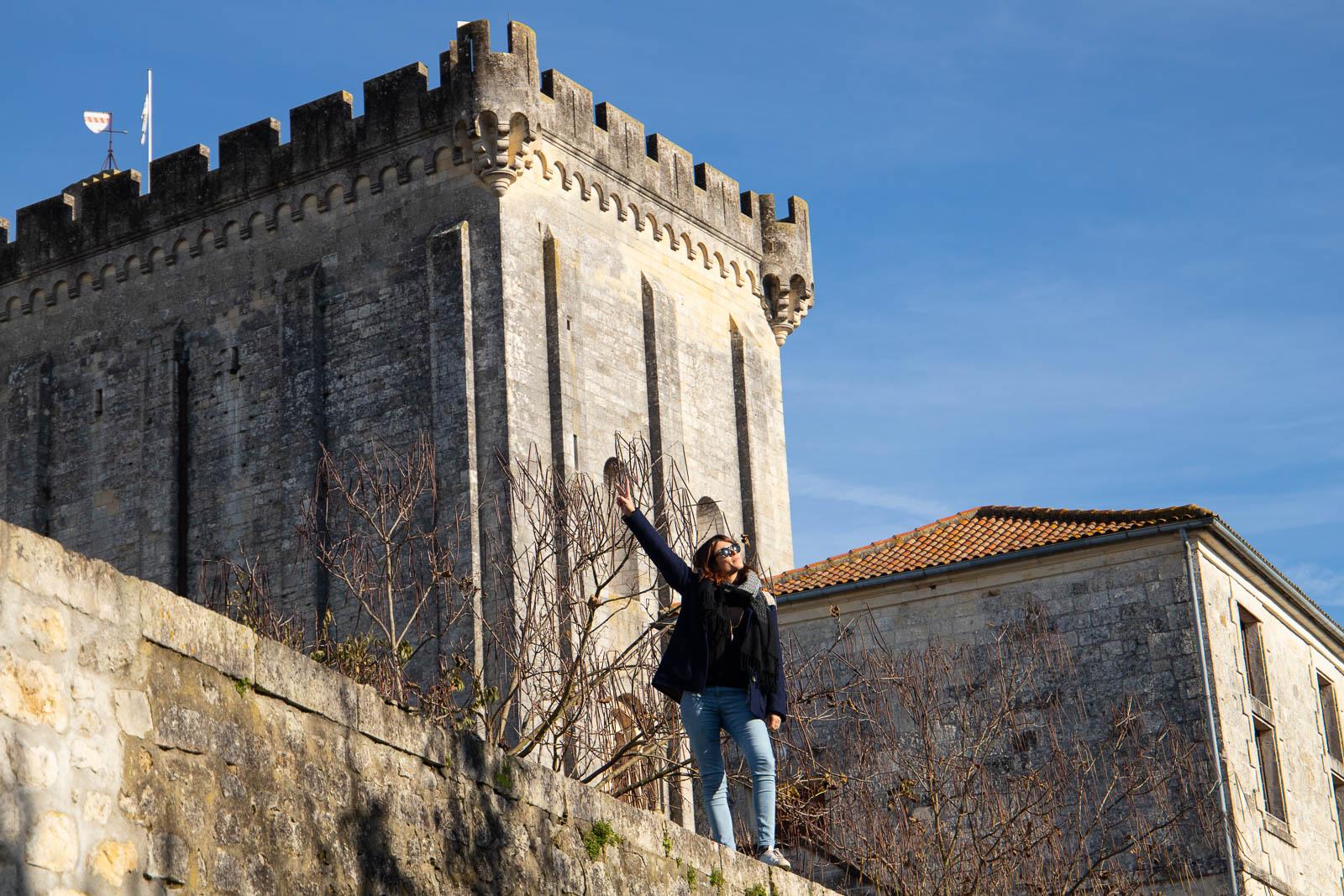 Visite de Pons