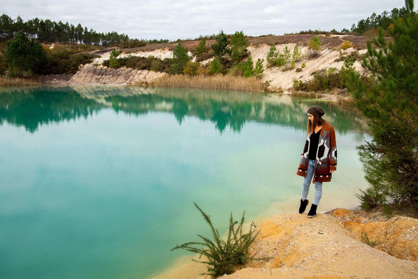Lacs Bleus de Touvérac