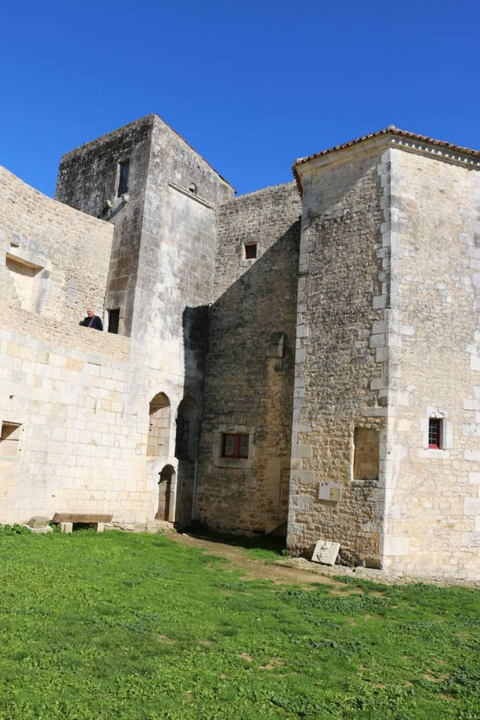 Château-Fort de Saint-Jean-dAngle