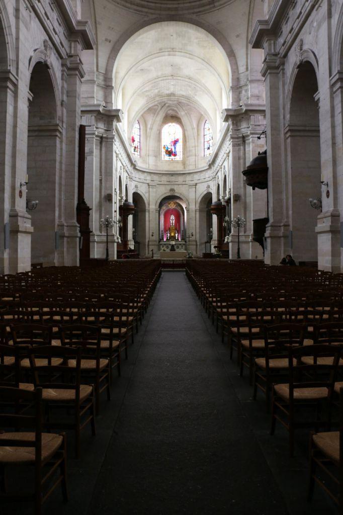 La Rochelle Saint Louis