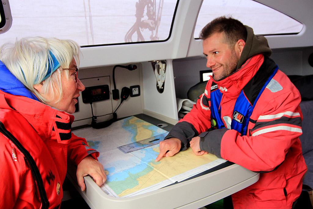Apprendre la navigation côtière pendant ses vacances avec Infornave