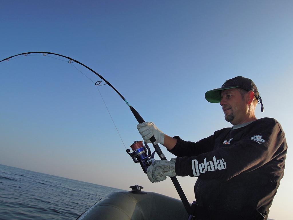 La pêche en Mer, avec YD Fishing