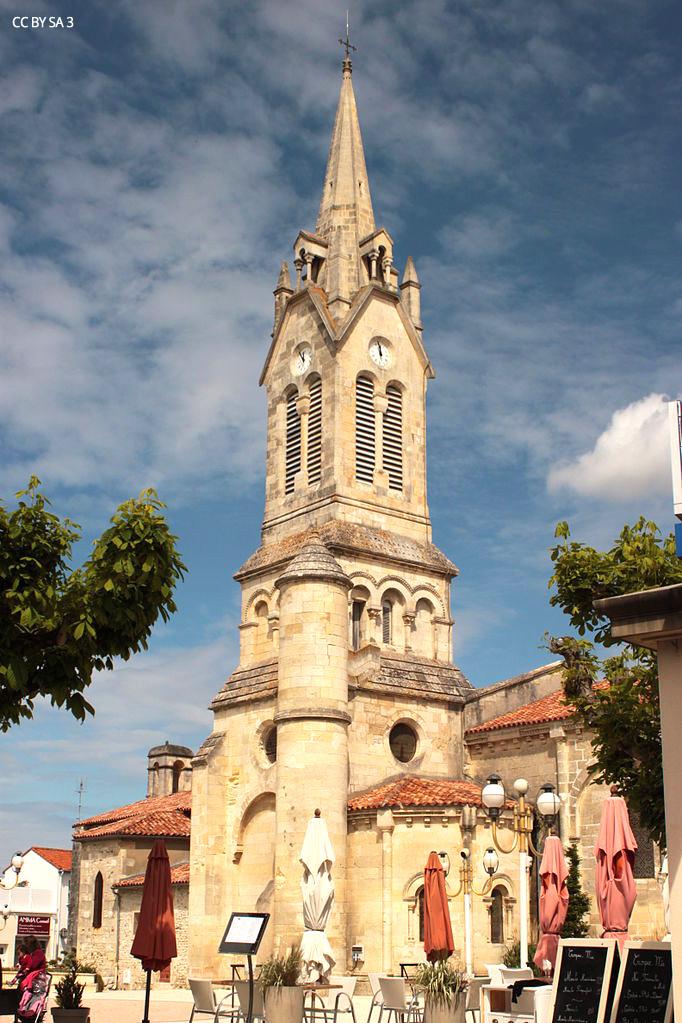 Eglise saint georges de didonne