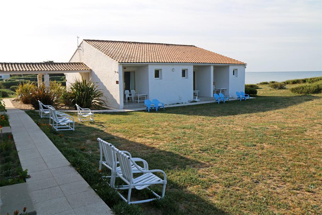 Des petites maisons avec entrées individuelles