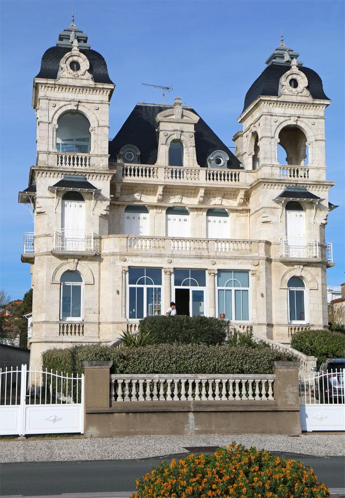 Une maison belle époque