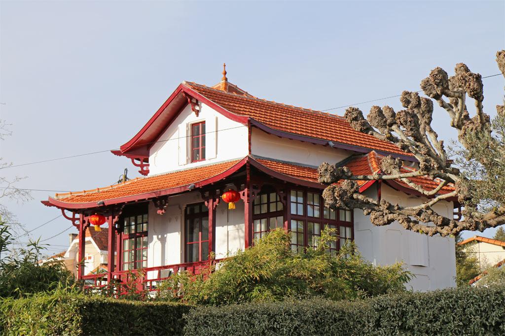 maison orientale royan