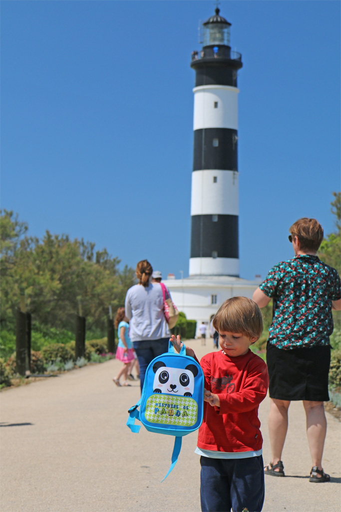 Visite du phare de Chassiron