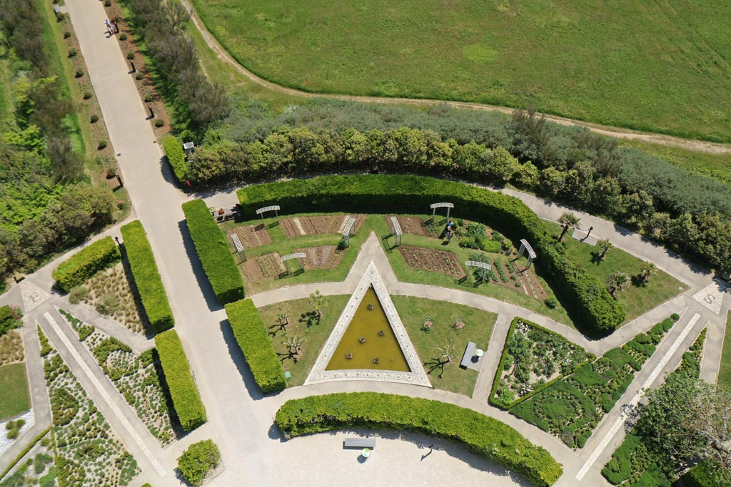 Les jardins du phare de Chassiron