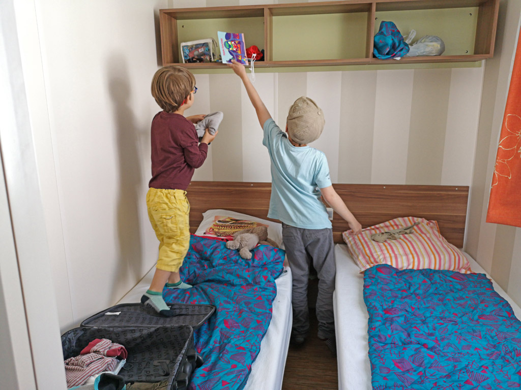 chambre enfant mobil home camping le maine