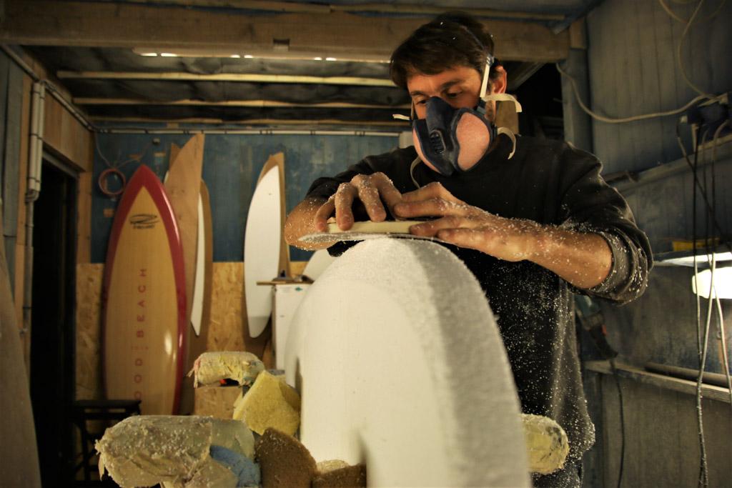 Planches de surf shaper Charente Maritime