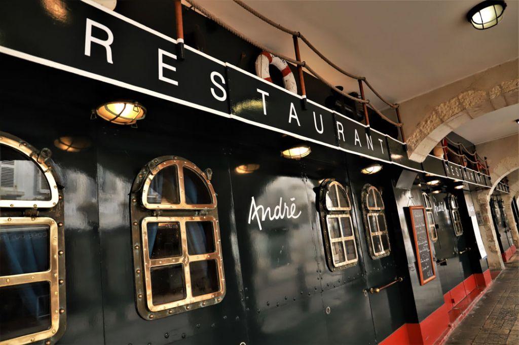 Le bar d'André