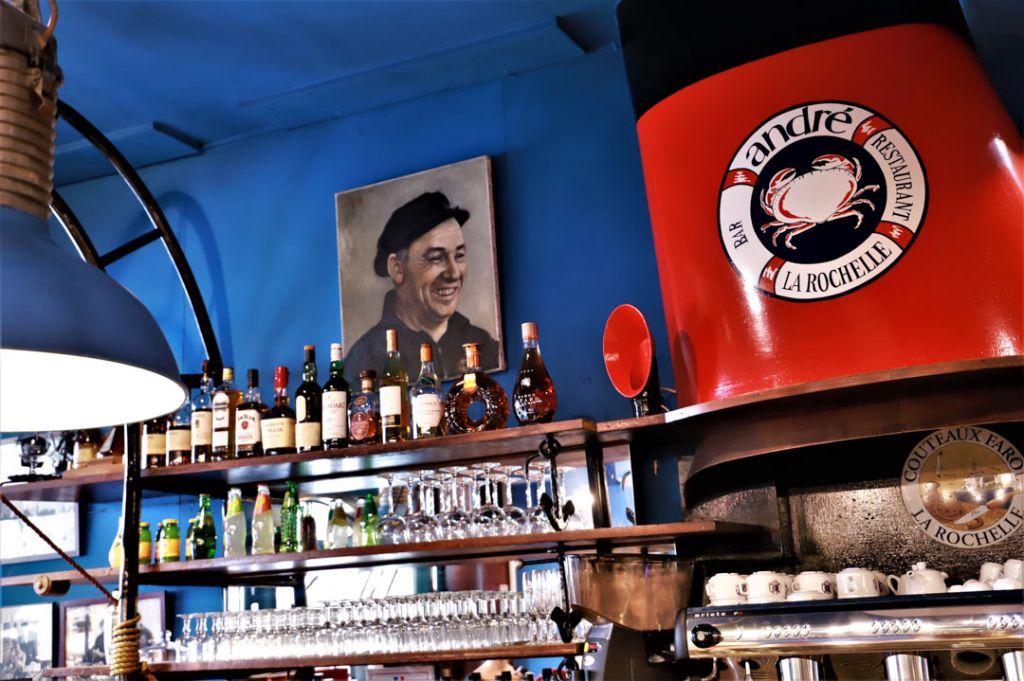 Le bar André