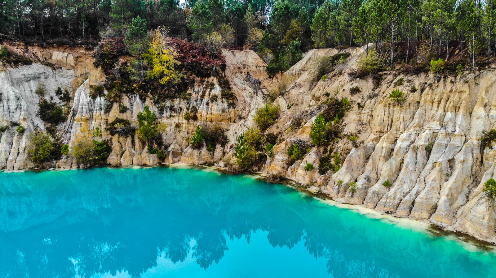 Lac de Guizengeard