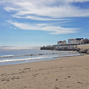 Article sur les plages en hiver